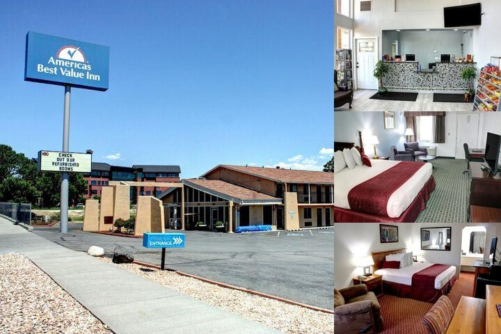 Americas Best Value Inn Grand Junction photo collage