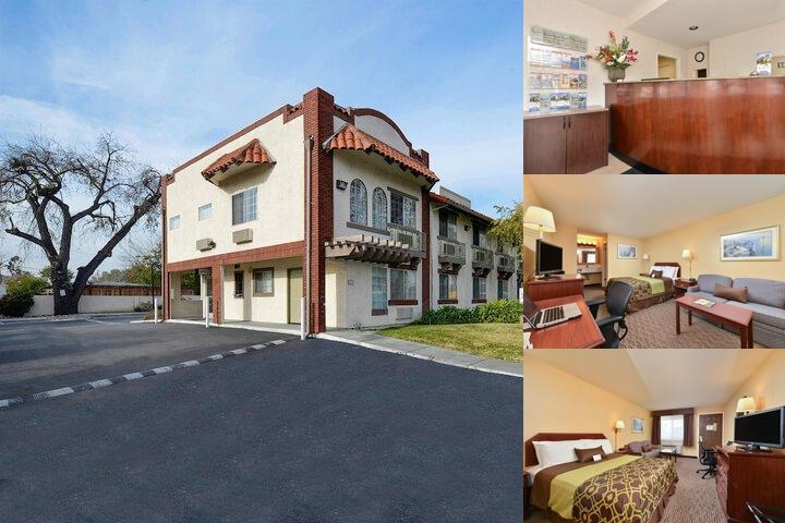 Americas Best Value Inn San Jose photo collage