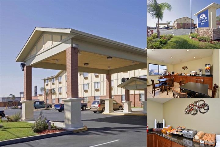 Americas Best Value Inn Hayward / Union City photo collage