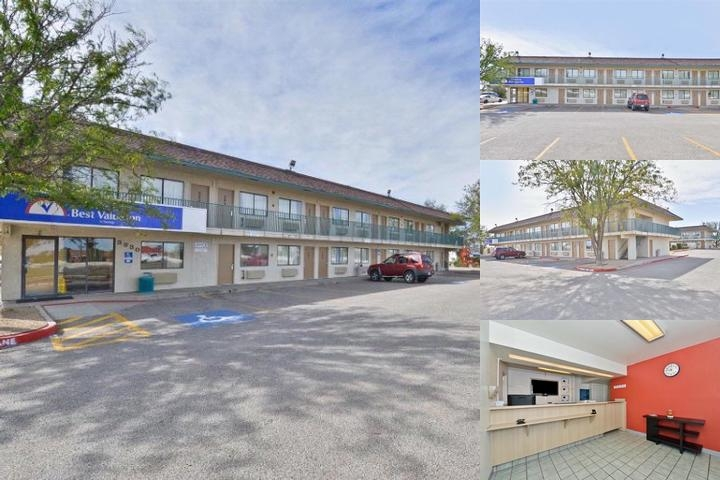 Americas Best Value Inn Amarillo Airport / Grand S photo collage