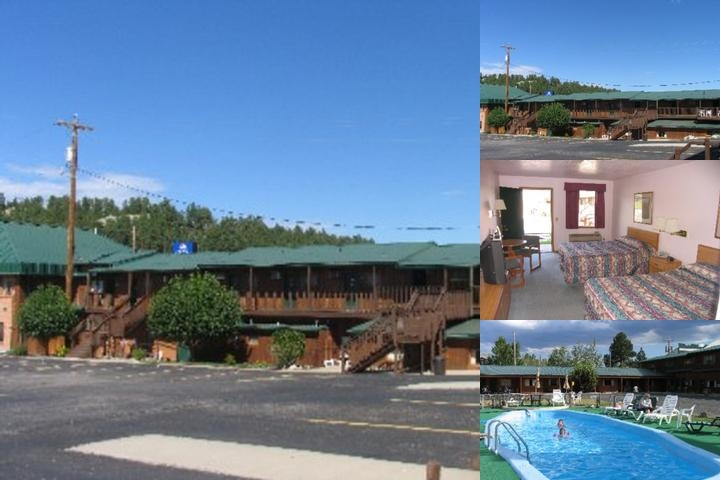Americas Best Value Dakota Cowboy Inn photo collage