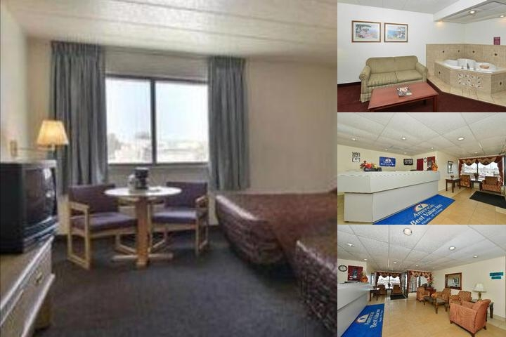 Americas Best Value Inn Omaha photo collage