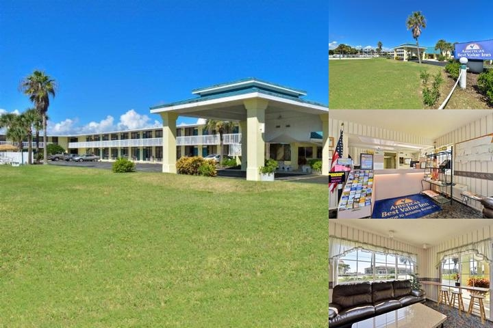 Americas Best Value Inn Satellite Beach / Melbou photo collage