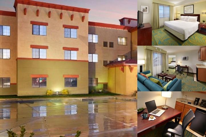 Springhill Suites by Marriott Hesperia photo collage
