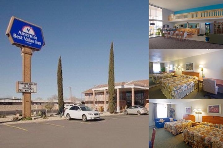 Americas Best Value Inn The Big Chile Inn photo collage