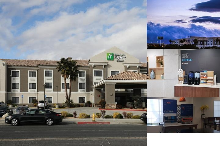 Holiday Inn Express & Suites Hesperia photo collage