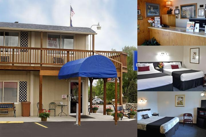 Americas Best Value Inn Sheridan photo collage