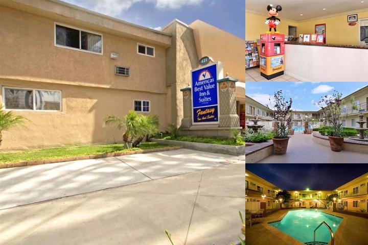 Americas Best Value Inn & Suites Convention Center photo collage