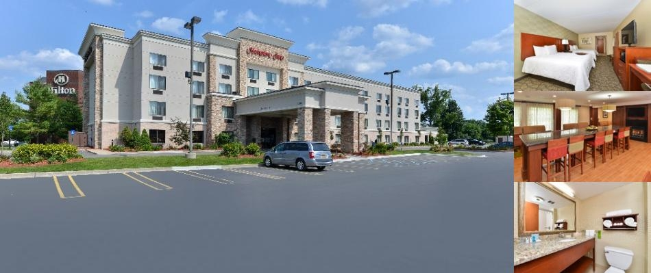 Hampton Inn Detroit / Auburn Hills South photo collage
