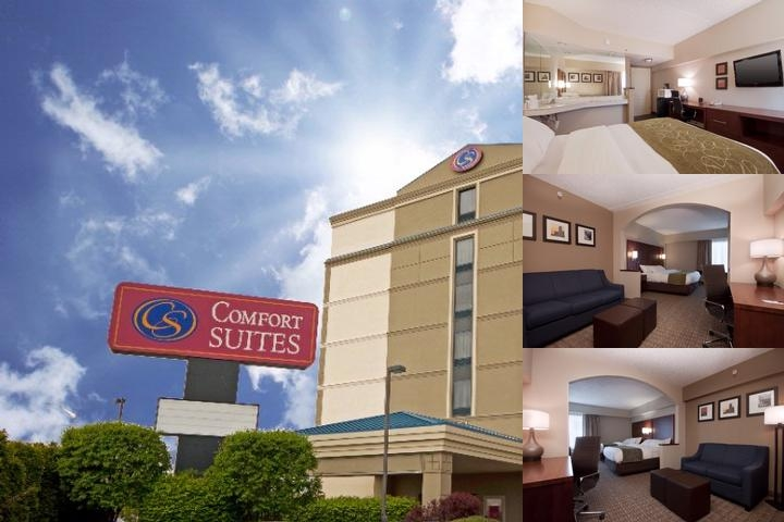 Comfort Suites Woodbridge / Avenel photo collage