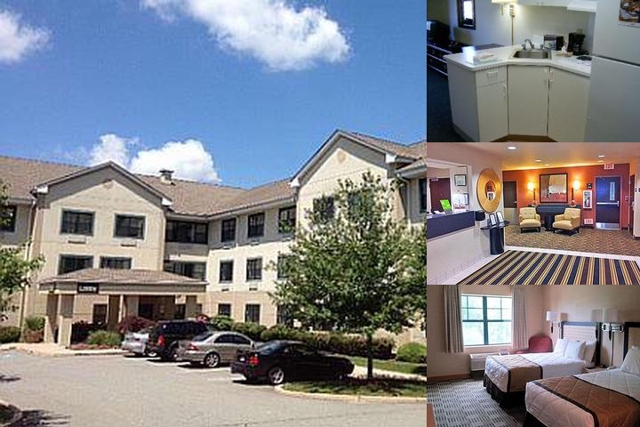 Extended Stay America Providence Airport West Warw photo collage