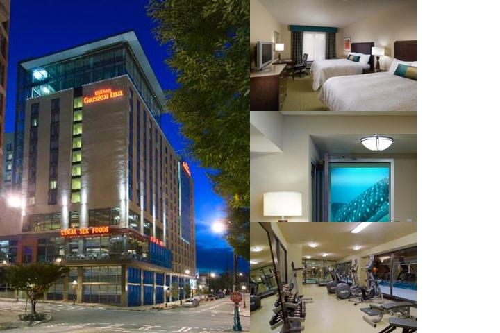 Hilton Garden Inn Atlanta Downtown photo collage