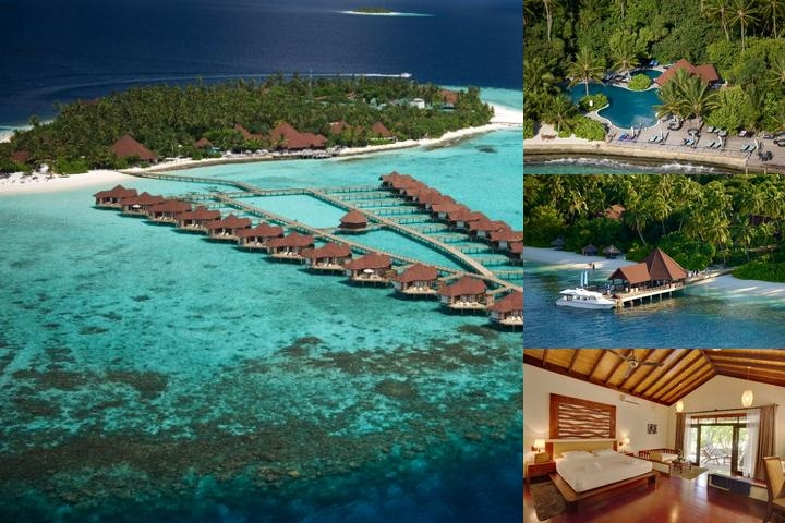 Robinson Club Maldives photo collage