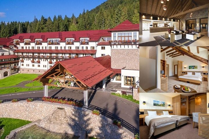 Sport Hotel & Spa photo collage