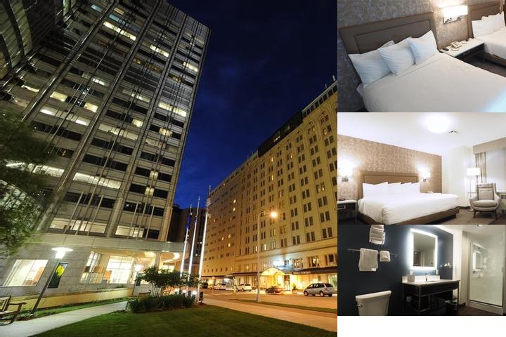 Kahler Grand Hotel photo collage