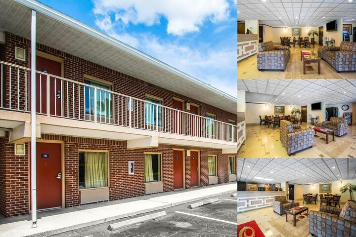 Econo Lodge Jacksonville photo collage