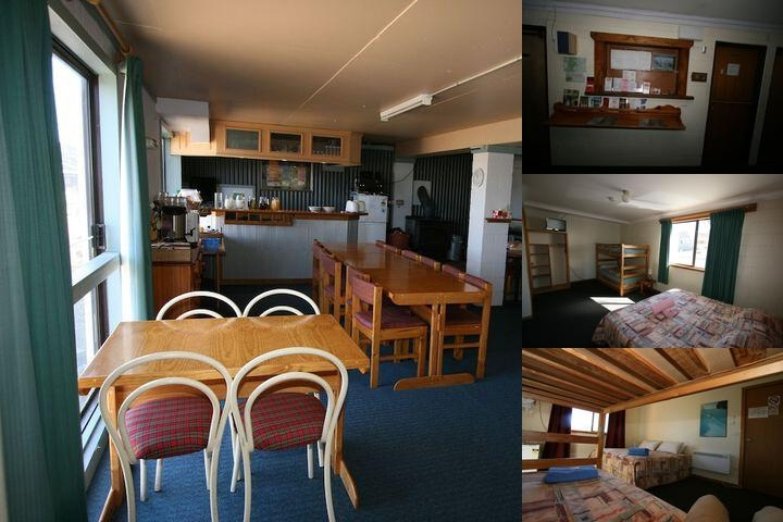 Chalet Jindabyne photo collage