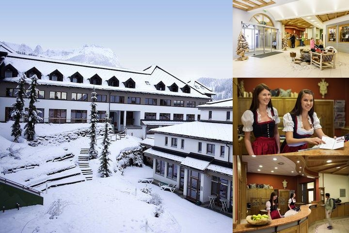 Robinson Club Schlanitzen Alm photo collage
