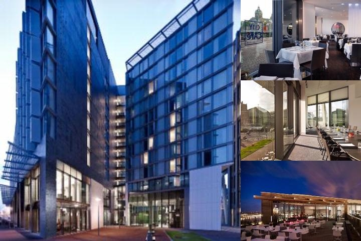 Doubletree by Hilton Amsterdam Centraal Station photo collage