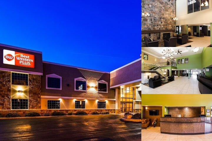 Best Western Plus Dryden Hotel & Conference Centre photo collage