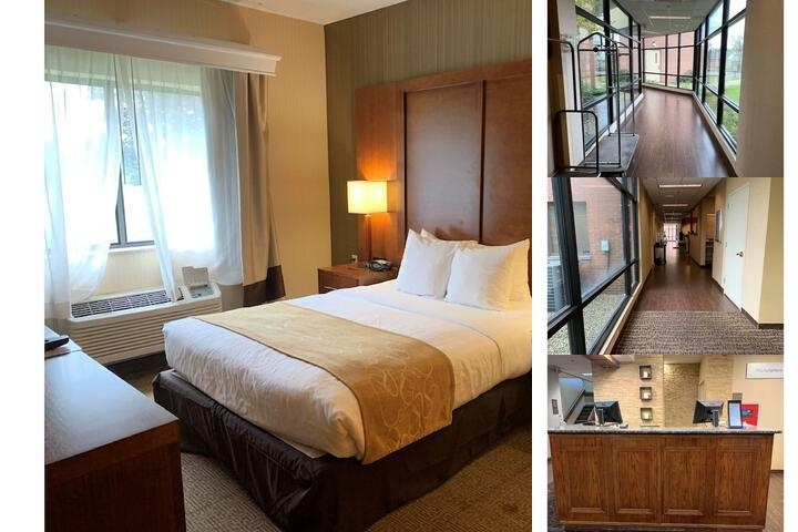 Airport Inn & Suites Buffalo by Fairbridge photo collage
