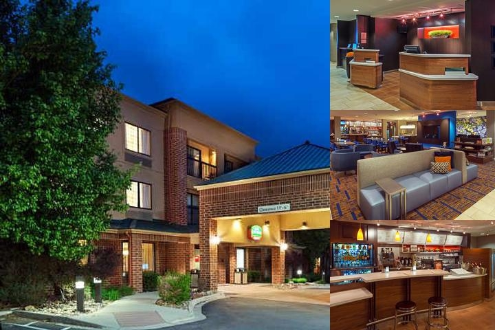 Courtyard by Marriott Denver Southwest Lakewood photo collage