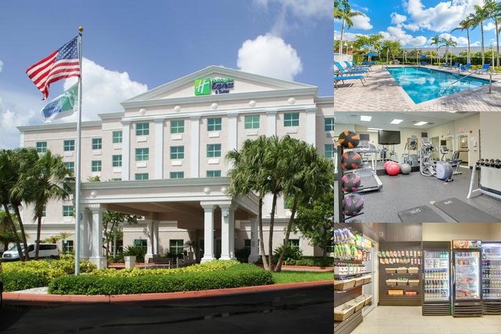 Holiday Inn Express & Suites Miami Kendall photo collage