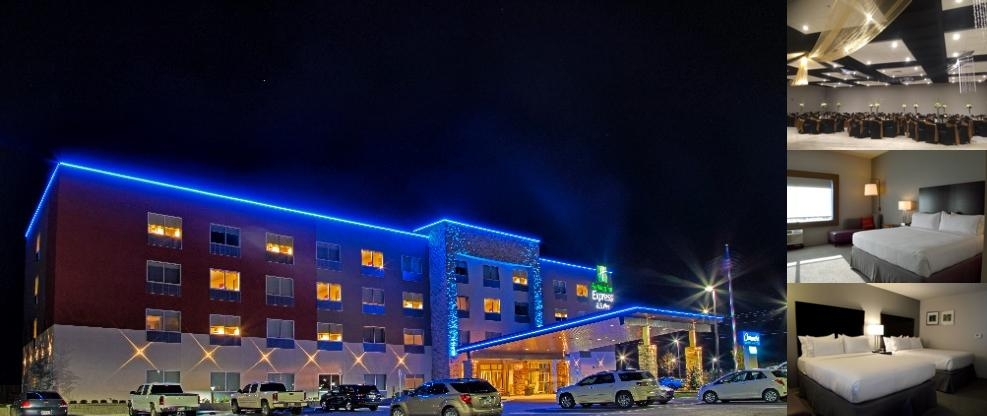 Holiday Inn Express & Suites Tulsa Ne Claremore photo collage