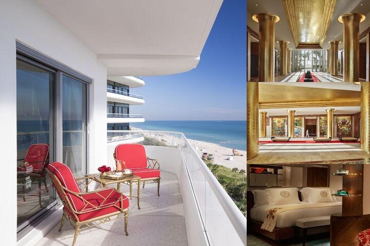 Faena Hotel Miami Beach photo collage