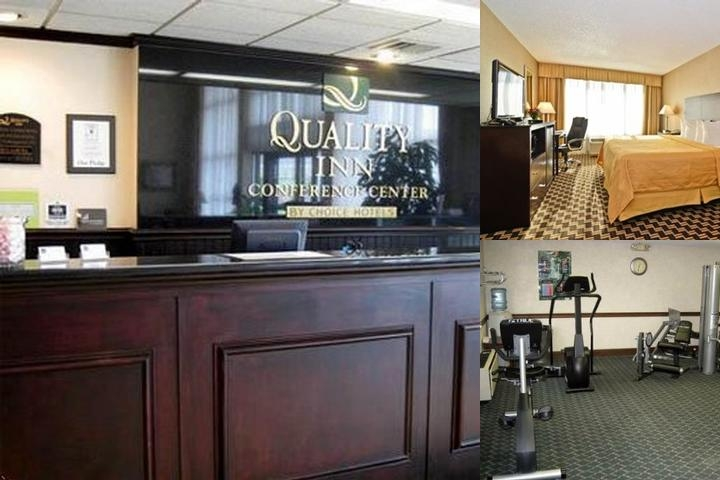 Quality Inn Conference Center photo collage