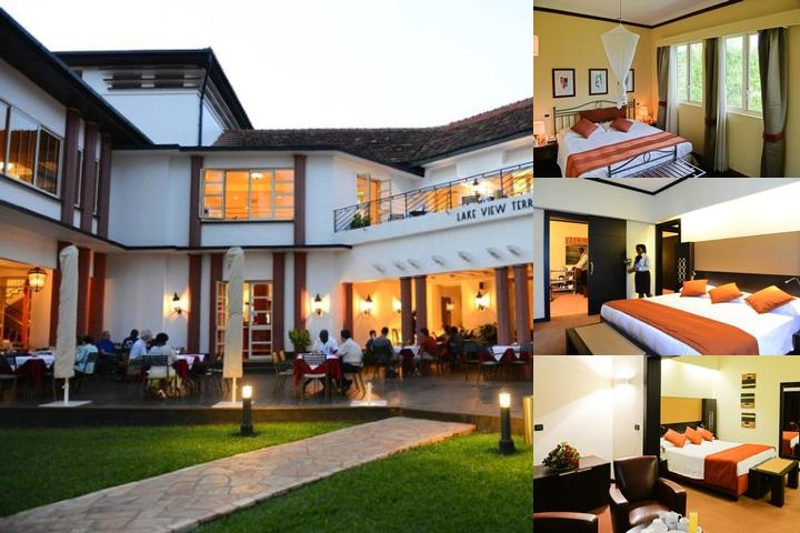 Laico Lake Victoria Hotel photo collage
