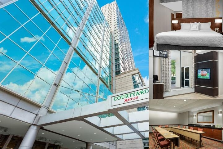 Courtyard by Marriott Upper East Side photo collage