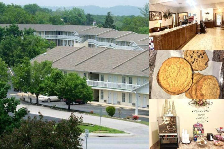 Honeysuckle Inn & Conference Center photo collage