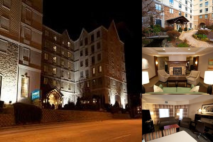 Staybridge Suites Atlanta Buckhead photo collage