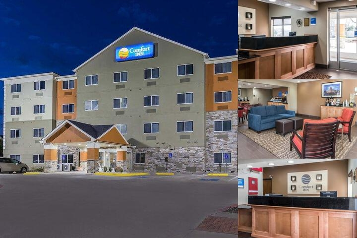 Comfort Inn Austin Texas photo collage
