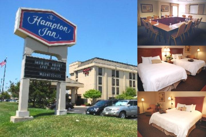 Hampton Inn Columbus Airport Hotel photo collage