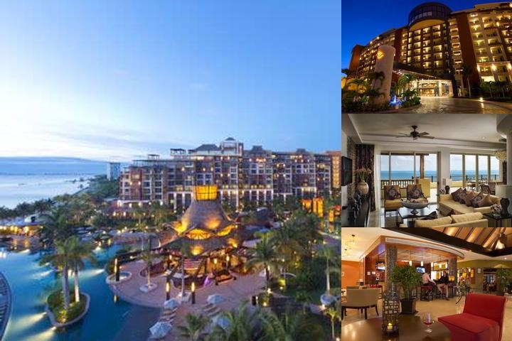 Villa Del Palmar Cancun Luxury Beach Resort & Spa photo collage