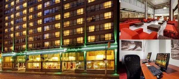 Holiday Inn Toronto Downtown Centre photo collage