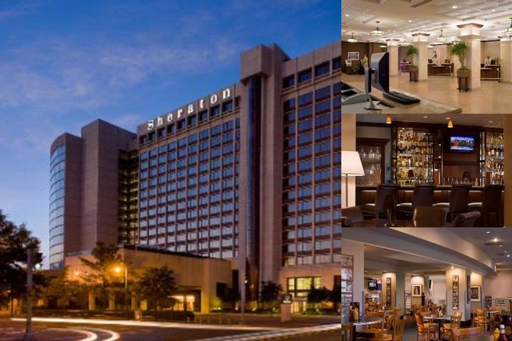 Sheraton Birmingham photo collage