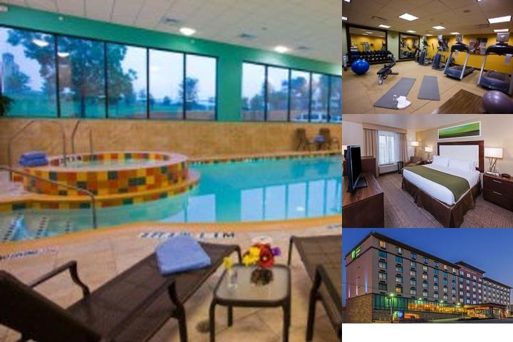 Holiday Inn Express & Suites Fort Worth Downtown photo collage