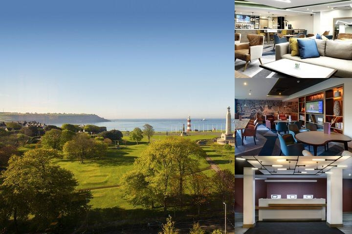 Holiday Inn Plymouth photo collage