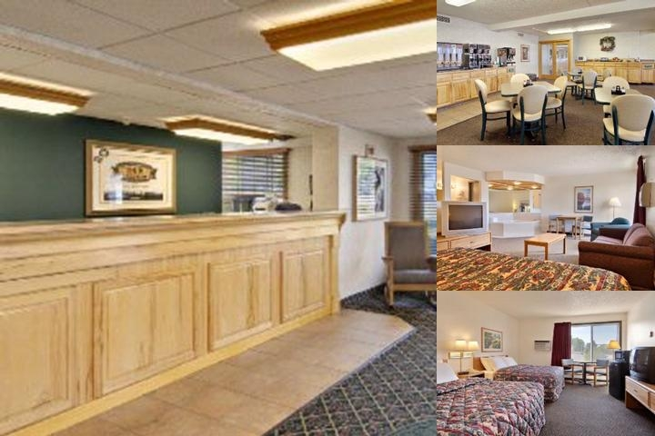 Days Inn Bismarck photo collage