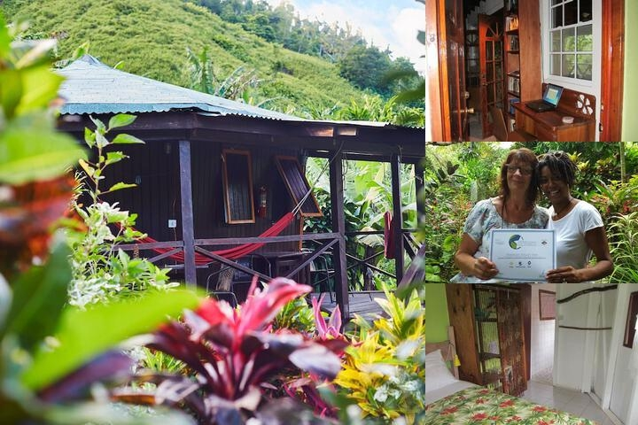 Hibiscus Valley Inn photo collage