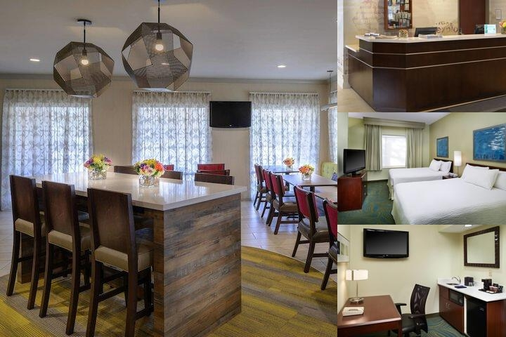 Springhill Suites Chesterfield photo collage