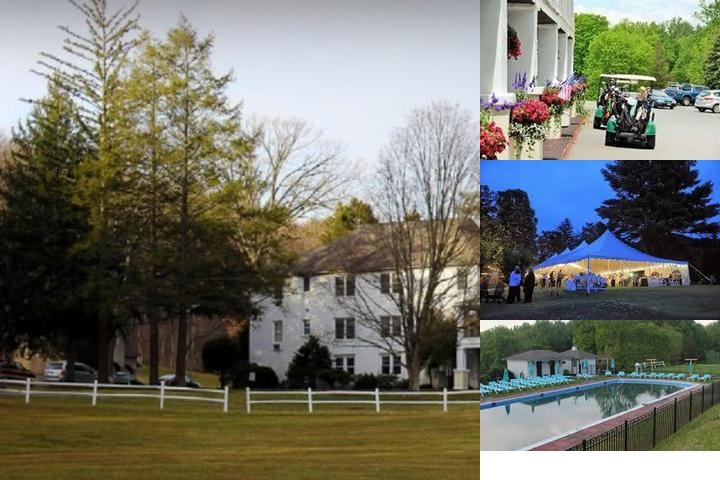 Water Gap Country Club photo collage