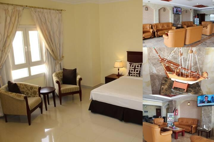 Nizwa Hotel Apartments photo collage