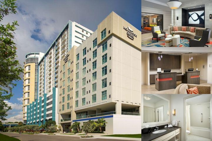Homewood Suites Miami Downtown / Brickell photo collage