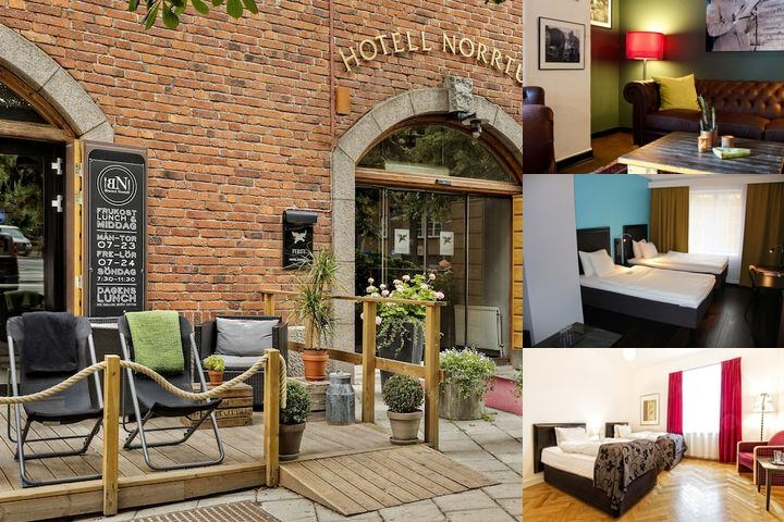 First Hotel Norrtull photo collage