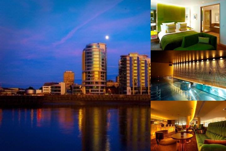 Crowne Plaza London Battersea photo collage