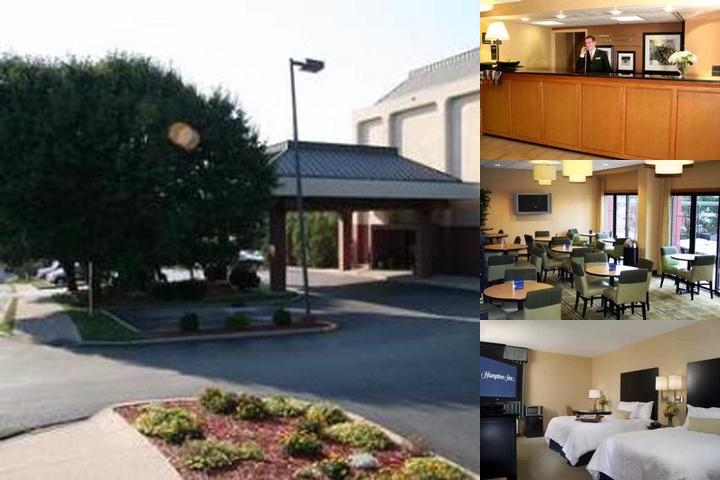 Hampton Inn Bloomington photo collage